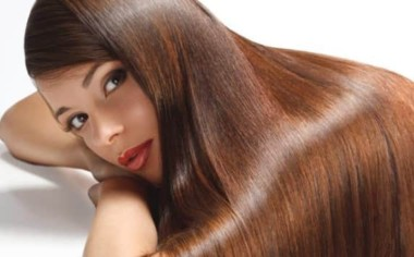 Кератирование волос