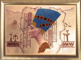 Древнеегипетская царица Нефертити - основоположник шугаринга