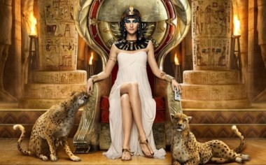 Древнеегипетская Царица Клеопатра