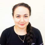 Женский парикмахер Жураева Люба