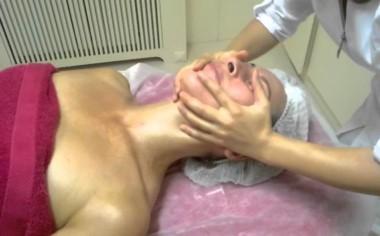 Лифтинг-массаж лица